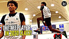 Meet The 1 Player In The 2020 Class, Jalen Green Versatile Guard Has So Much Potential