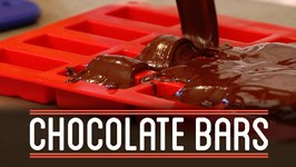 Chocolate Bars - How To Make Everything- Chocolate Bar