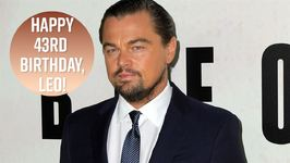 Inside Leo Dicaprio's 43rd birthday party