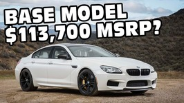 The Ultimate Test Drive Of BMW M6 - Here Is What Its Worth