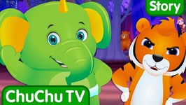 Jingo, The Baby Elephant - Bedtime Stories for Kids in English- ChuChu TV Storytime for Children