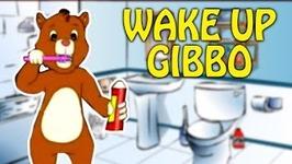 Morning Activities For Kids - Wake Up Gibbo - Preschool Learning Videos For Kids