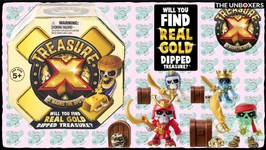Treasure X Ultra Rare Find
