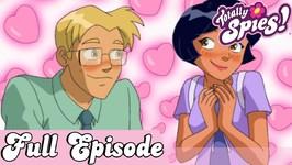 Evil Boyfriend - Totally Spies - Series 1, Episode 18 - Full Episode