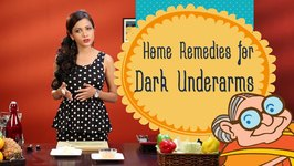 How To Get Rid Of Dark Underarms - Lighten Dark Underarms At Home Quickly with Natural Remedies