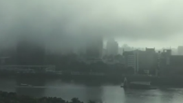 Flights Disrupted by Thick Fog Rolling Through Brisbane