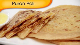 Puran Poli Recipe  How To Make Puran Poli  Holi Special  Indian Sweets Recipe  Ruchi Bharani