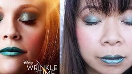 Disney's Wrinkle in Time Makeup Tutorial plus Elizabeth Arden Mini Giveaway