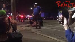 Police Arrest Reporters, Cameramen During St. Louis Black Lives Matter Protest