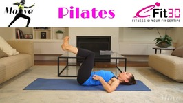 New Open Pilates - 10min core challenge by Claire Move 123