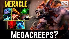 Meracle Ursa MegaCreeps Comeback Dota 2
