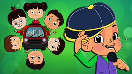 Wheels on the Bus  Children's Popular Nursery Rhymes