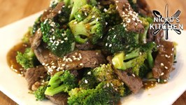 Broke Ass Gourmet / Beef And Broccoli Stir-Fry / 2.50 per serve