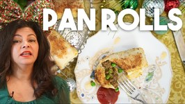 Pan Rolls - Savory Stuffed Crepes