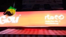 Famous Street Foods Of India Epsd 6 - Goli's Vadha Pav Bangalore