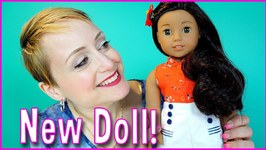 American Girl Nanea Mitchell Doll Review - Newest AG Be Forever Doll