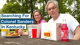 Searching For Colonel Sanders In Kentucky KFC Episode 2