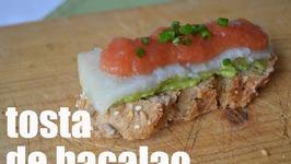 Tosta De Bacalao