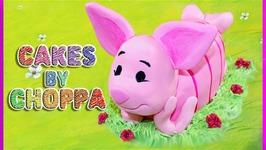 Piglet (Winnie The Pooh) Cake