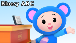 Bluesy ABC with Eep the Mouse