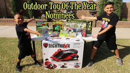 OUTDOOR TOY OF THE YEAR NOMINEES 2019 - D and D SQUAD