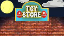 Locked in a Toy Store -  Ep 1