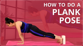 Step By Step Plank Pose For Beginners Learn To Do Plank In 3 Minutes