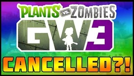 Plants vs Zombies Game Got Cancelled--
