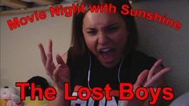 The Lost Boys Full Movie (reaction) - Saturday Night Movie Night With Sunshine