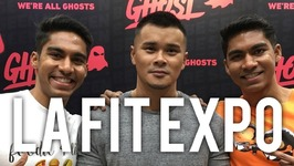 LA Fit Expo 2018 - GHOST Booth