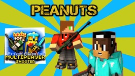 Pixel Gun 3D - Peanuts - Gameplay With WeArePuNClan And Prior Gaming