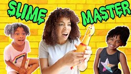 Slime Teacher vs Slime Master Silly Student Solve Clues - New Toy Master
