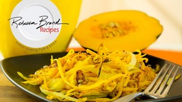 Winter Squash Stir Fry - Easy Peel Of Hard Squash