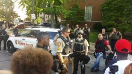 St. Louis Activists Celebrate Release of Arrested Protesters
