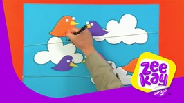 Birds On A String Make - Mister Maker