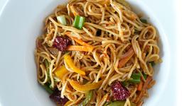 Street Style Schezwan Noodles - Noodles Recipe