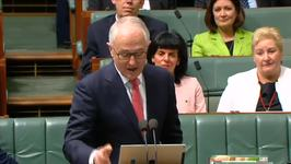 Prime Minister Malcolm Turnbull Commends Same-Sex Marriage Bill to Parliament