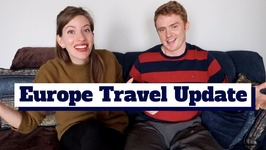 Update - Europe Trip 2018 Announcement