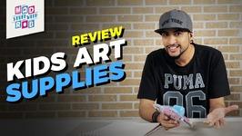 Art Supplies Review