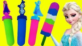 Kinetic Sand Ice Cream Popsicles Rainbow Kinetic Sand Umbrella Ice Cream Popsicles Kinetic Foam