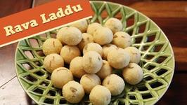 Rava Laddu  Traditional Indian Dessert Recipe  Diwali Special  Divine Taste With Anushruti