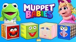 Disney Jr MUPPET BABIES BLIND BOX GAME Miss Piggy vs Kermit SURPRISE TOYS