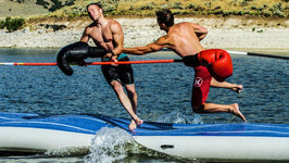 Jousting on Water with Shonduras