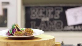 Herb Crusted Lamb Cutlets