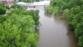 Fox River in Illinois Forecasted to Reach Record Flood Level