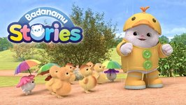 Badanamu Stories Pilot Episode - Rainy Day Ducks - TV Series - Nursery Rhymes and Kids Songs