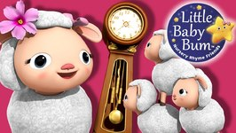 Little Baby Bum - Hickory Dickory Dock - Nursery Rhymes for Babies - Songs for Kids