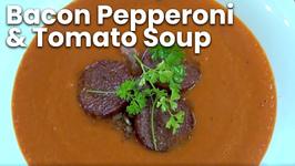 Bacon Pepperoni And Tomato Soup