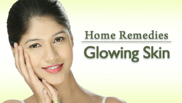 How To Get Instant Glowing Skin - DIY Face Pack For Glowing Skin - Home Remedies With Upasana
