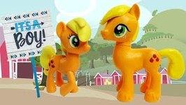 Pony Custom Tutorial - Transform Applejack into a Boy